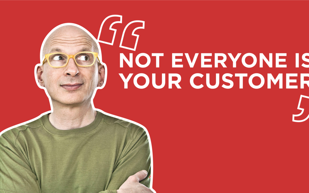 Advice From Those Who Did It Before Us- Seth Godin