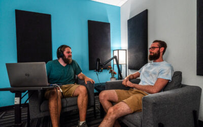 Are you producing a podcast?
